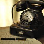 電話をするときの英会話表現