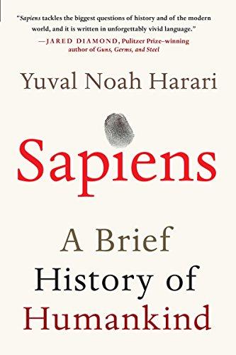 英語版サピエンス全史 ユヴァル・ノア・ハラリ著を読んだ感想
