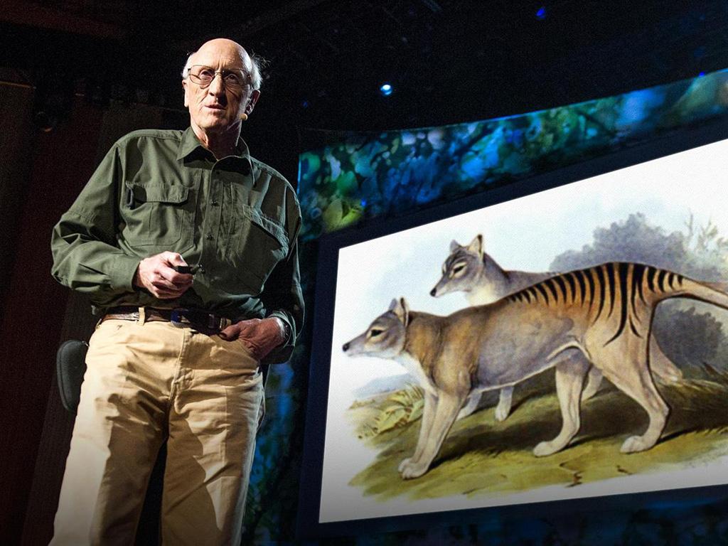 スチュアート・ブランド:絶滅種再生の夜明けとそれが意味することTED