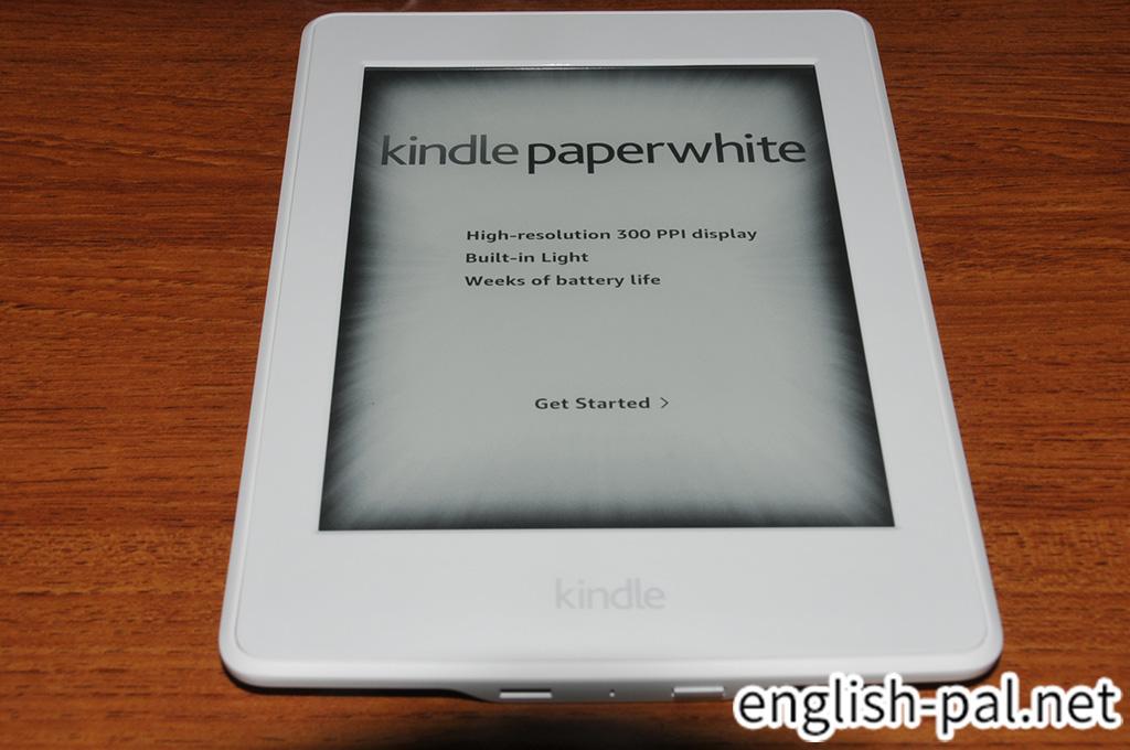 Kindle Paperwhite(キンドル・ペーパーホワイト)購入レビュー
